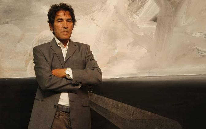 Itaalia kontseptuaalkunstnik Salvatore Garau.