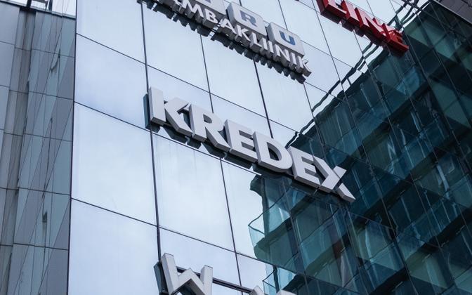 Общий объем поручительств, предоставляемых для жилищных кредитов Kredex, не уменьшится.