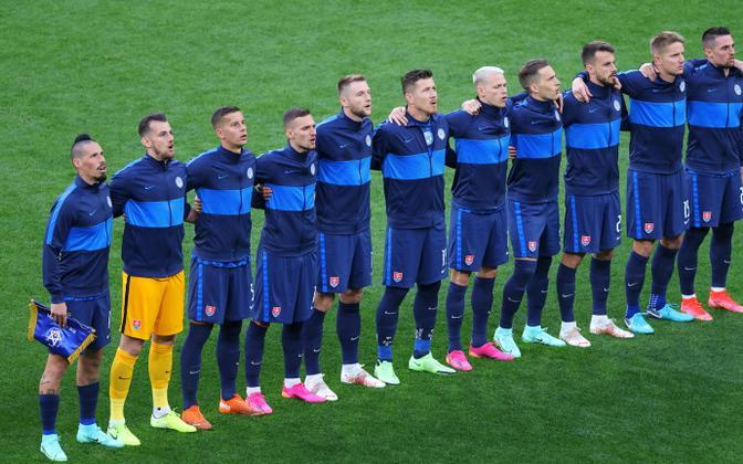 Slovakkia jalgpallikoondis