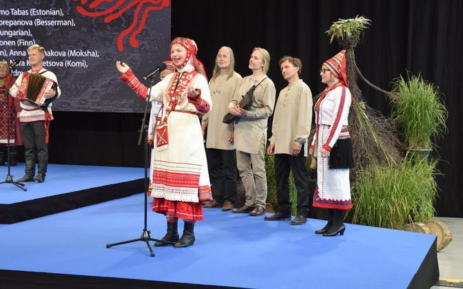 VIII soome-ugri rahvaste maailmakongress toimus selle aasta juunis Tartus. Venemaa keeldus kongressil osalemisest.