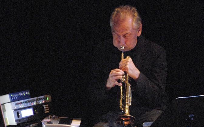 Jon Hassell Stockholmis jazzifestivalil