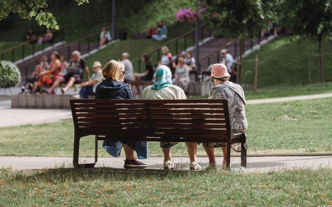 День города в Тарту.