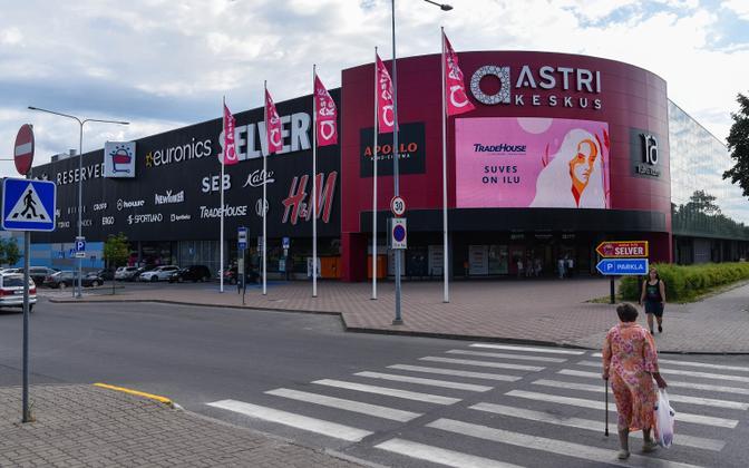 Astri keskus Narvas