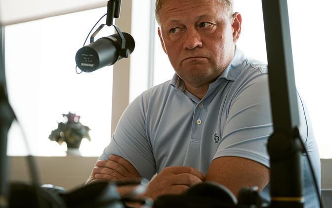 Рауль Кирьянен.