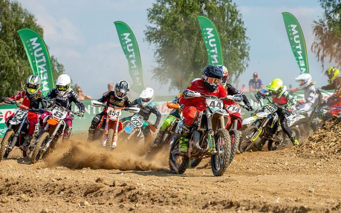 Motokrossi Euroopa meistrivõistlused.