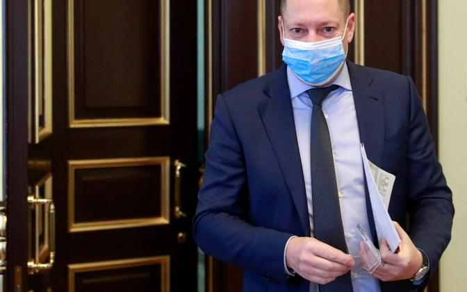 Ukraina keskpanga juht Kõrõlo Ševtšenko