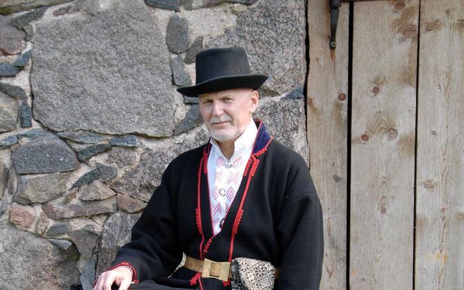 Etnograaf ja folklorist, pikaaegne rahvamuusikaansambel Leegajus kunstiline juht Igor Tõnurist suri tänavu 9. jaanuaril.