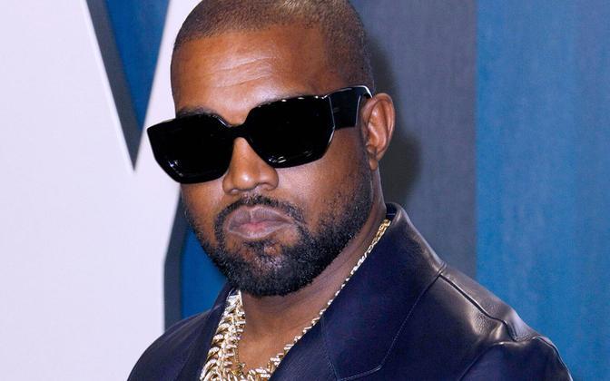 Kanye West 2020. aastal.