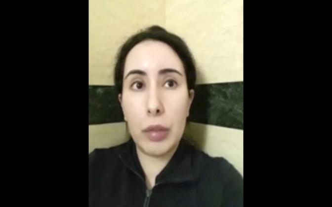 Dubai printsess Latifa