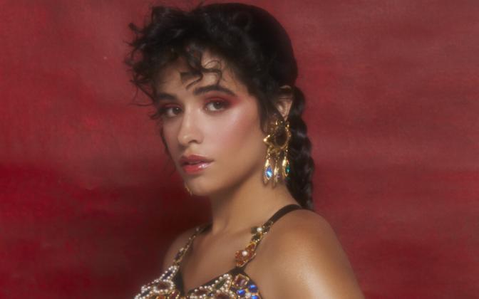 Kuubal sündinud laulja-laulukirjutaja Camila Cabello.