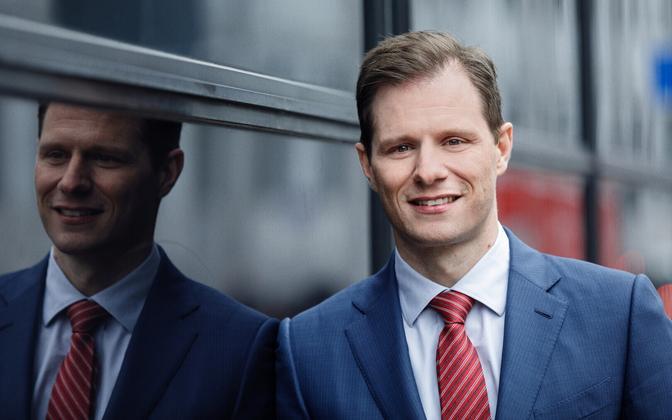 Danske Banki tegevjuht Carsten Egeriis.