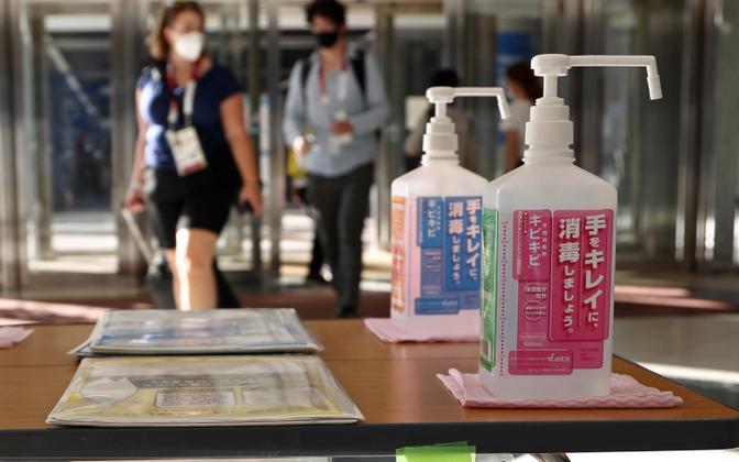 Tokyo olümpial on tuvastatud 169 koroonajuhtumit