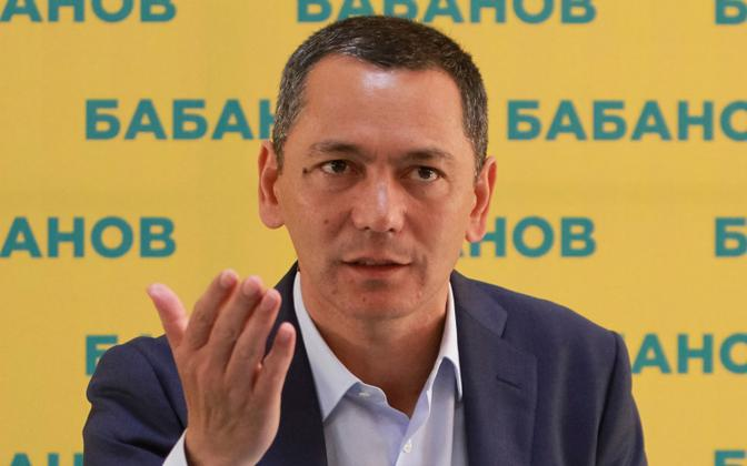 Kõrgõzstani endine peaminister Omurbek Babanov