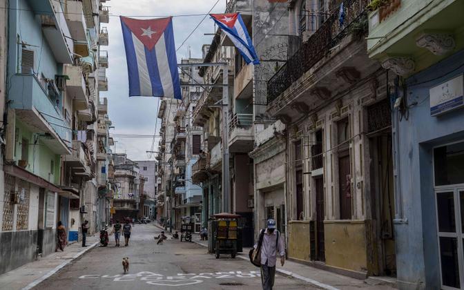 Kuuba pealinn Havanna