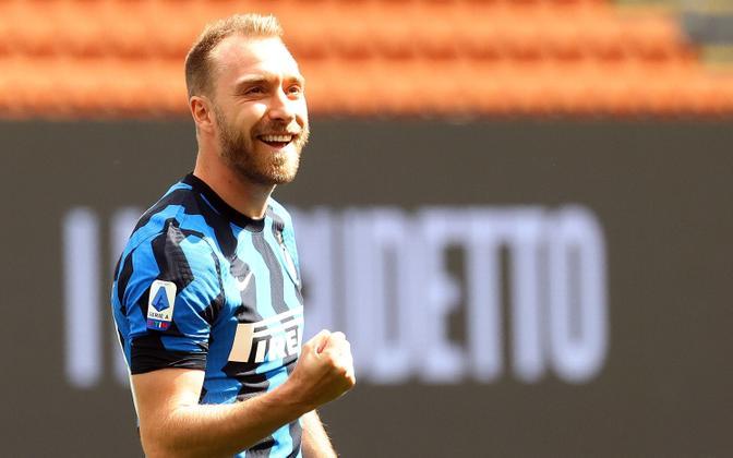 Christian Eriksen Milano Interi särgis