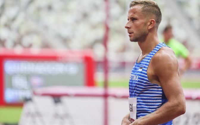 Расмус Мяги установил новый рекорд Эстонии.