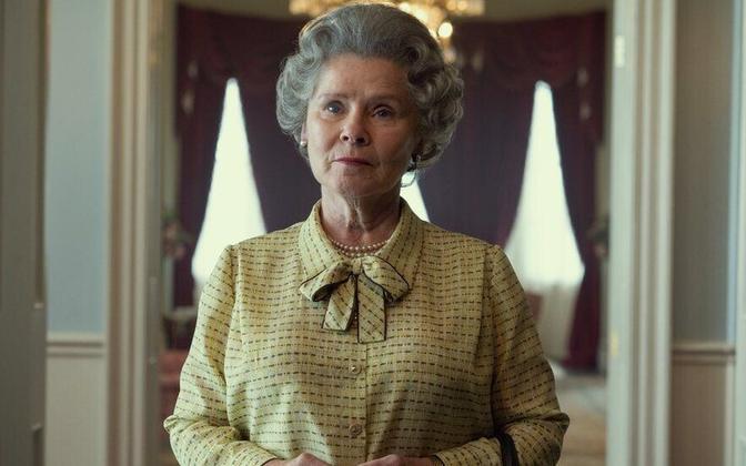 Imelda Staunton kehastab Netflixi sarjas