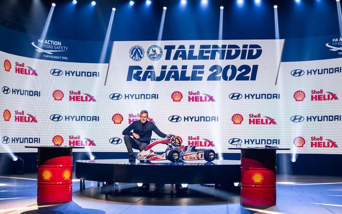 Talendid Rajele sarja patrooniks on autoralli maailmameister Ott Tänak