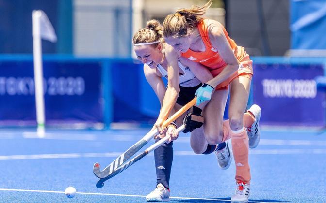 Hollandi ja Suurbritannia vaheline maahoki poolfinaal