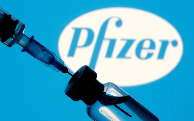 Американская фармацевтическая компания Pfizer.