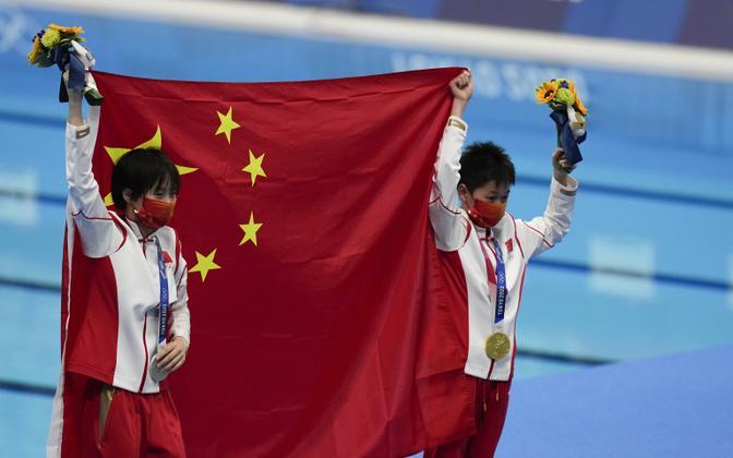 Yuxi Chen ja Hongchan Quan