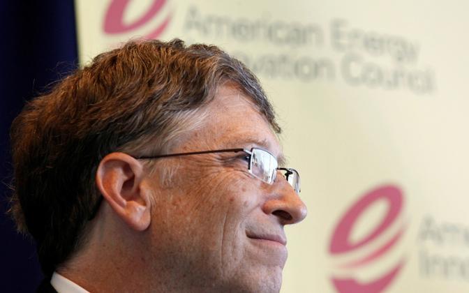 USA miljardär Bill Gates