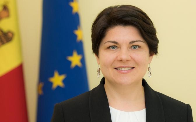 Наталья Гаврилица, новый премьер-министр Молдавии.