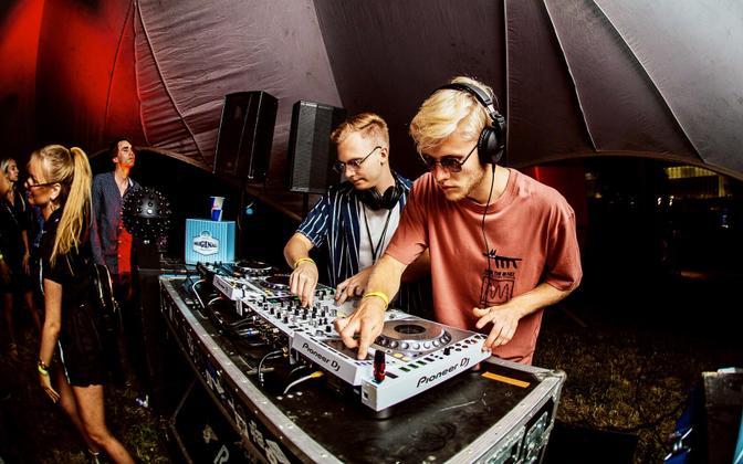 Elektroonilise muusika duo Bremark avaldas uue singli