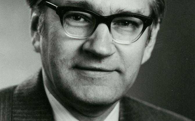 Teaduste Akadeemia välisliige Richard Ernst.