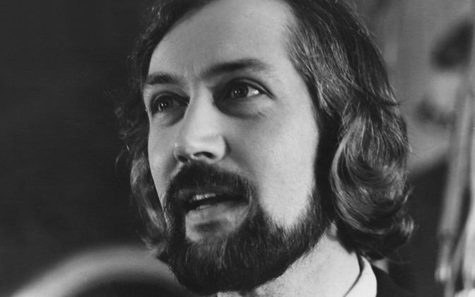 Kirjanik Jaan Kaplinski, 1976