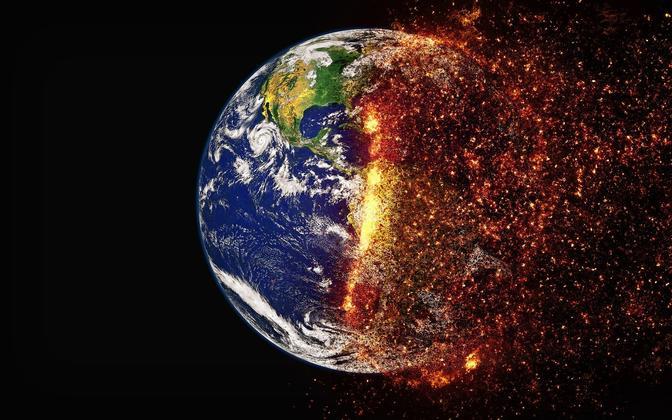 Глобальное потепление.