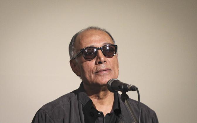 Аббас Киаростами в 2015 году.