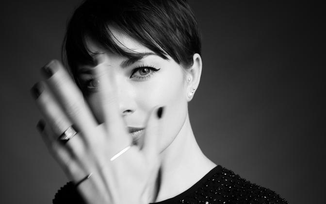 Ukraina tekno-DJ Nastia.