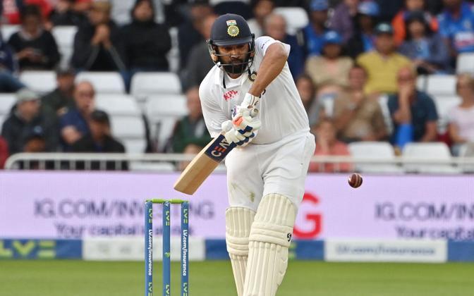 India kriketimängija Rohit Sharma