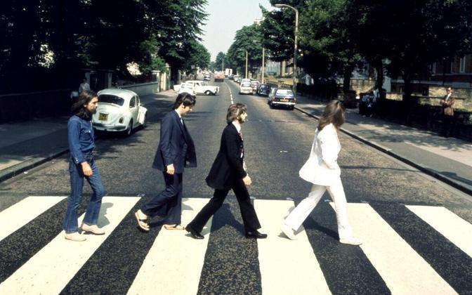 The Beatlesi 1969. aasta albumi