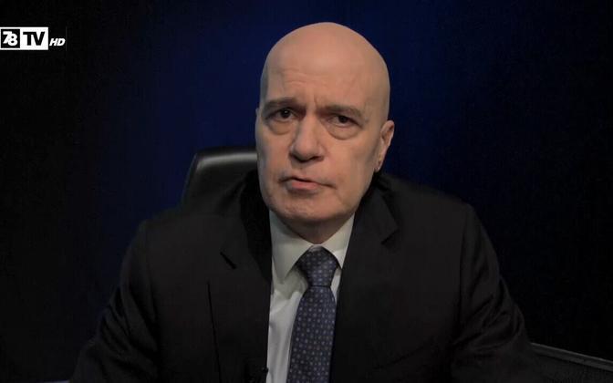 Bulgaaria poliitik ja meelelahutaja Slavi Trifonov