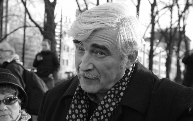 Владимир Лебедев (1952-2021).