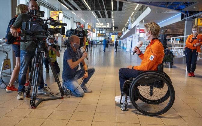 Hollandi parasportlased teel Tokyosse