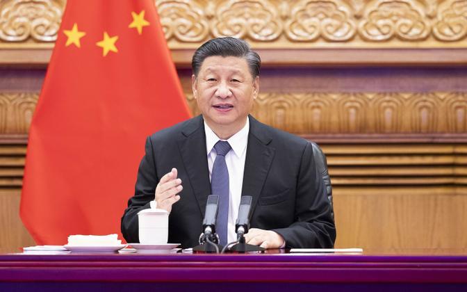 Hiina juht Xi Jinping