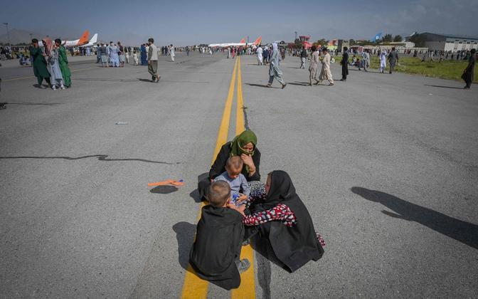 Kabuli lennuväli