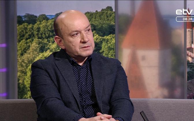 аналитик Международного центра оборонных исследований Калев Стойческу.