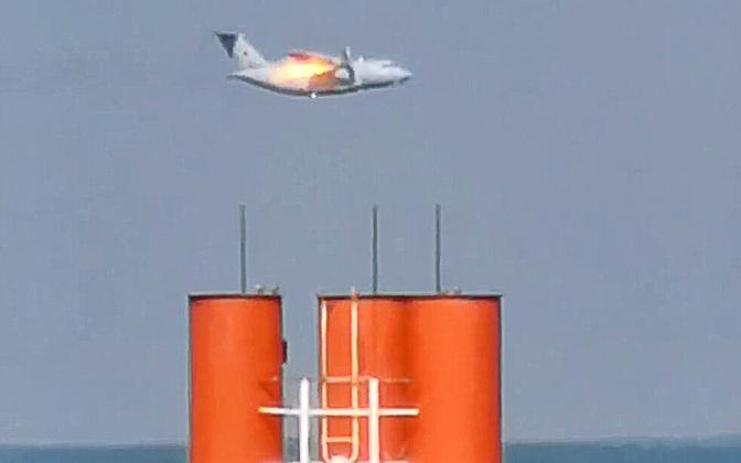 Крушение самолета Ил-112В.