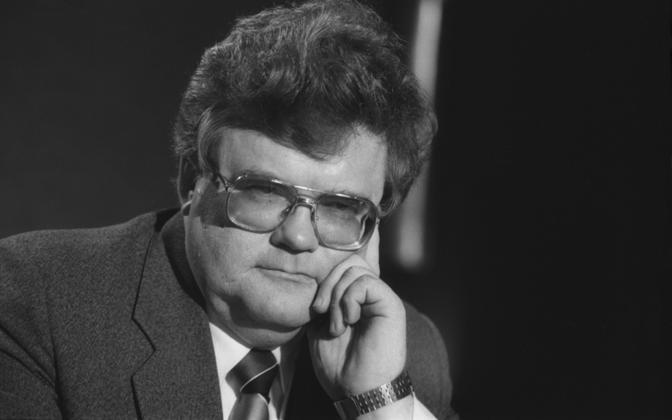 Edgar Savisaar oli Eesti taasiseseisvumisperioodi esimene peaminister.