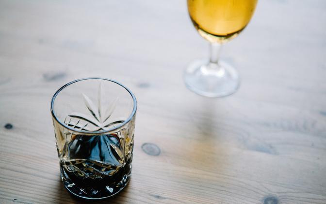 Алкоголь. Иллюстративное фото.