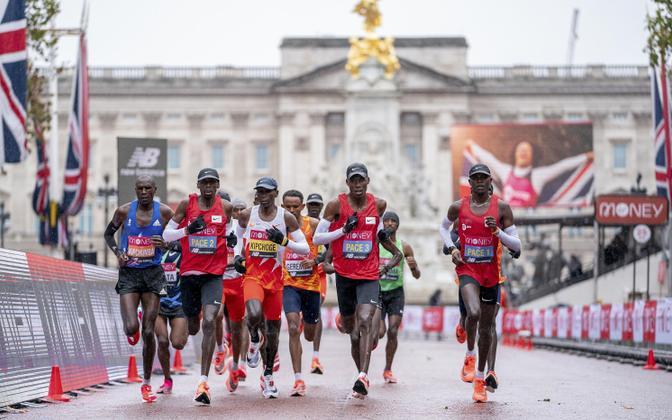 2020. aasta Londoni maraton