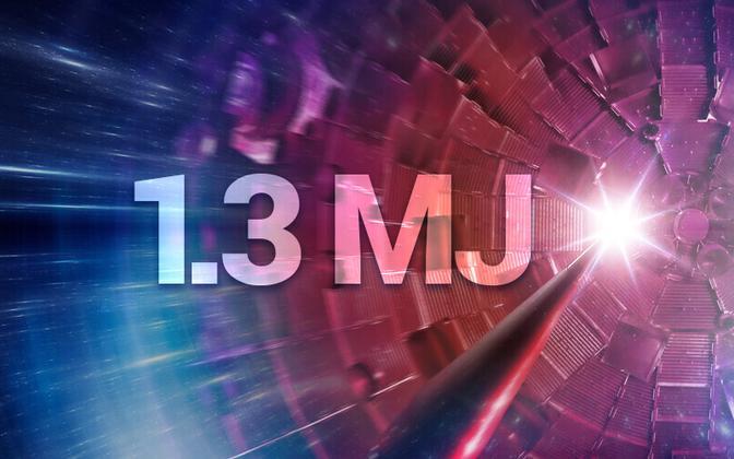 Saavutatud 1,35 megadžauline energia-lööklaine oli kaheksa korda võimsam ühestki seni esile kutsutud lööklainest.