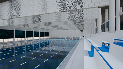 Ласнамяэский водно-спортивный центр построят возле ледового холла