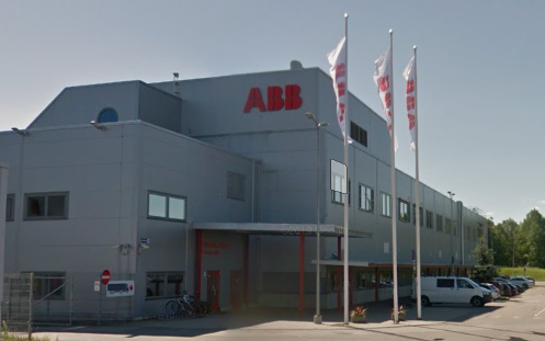 ABB facility in Jüri.