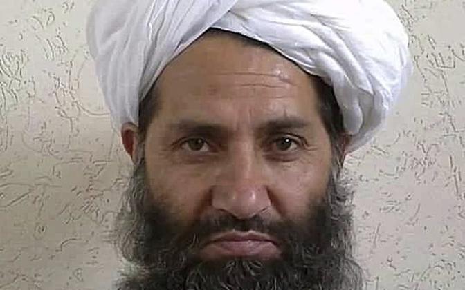 Talibani juht Hibatullah Akhundzada