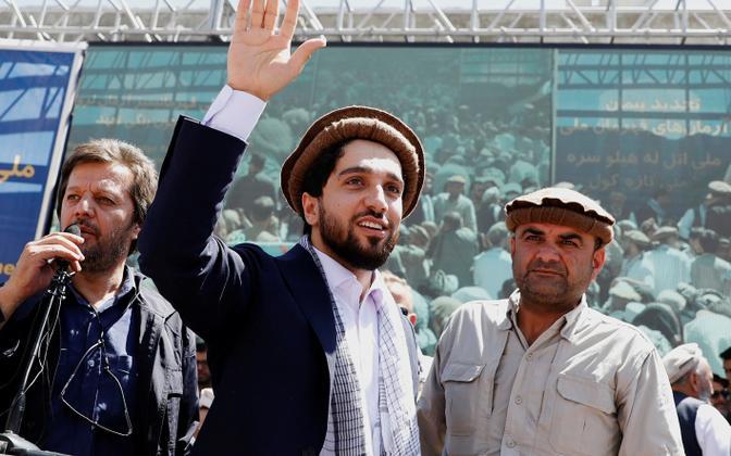 Ahmad Massoud.